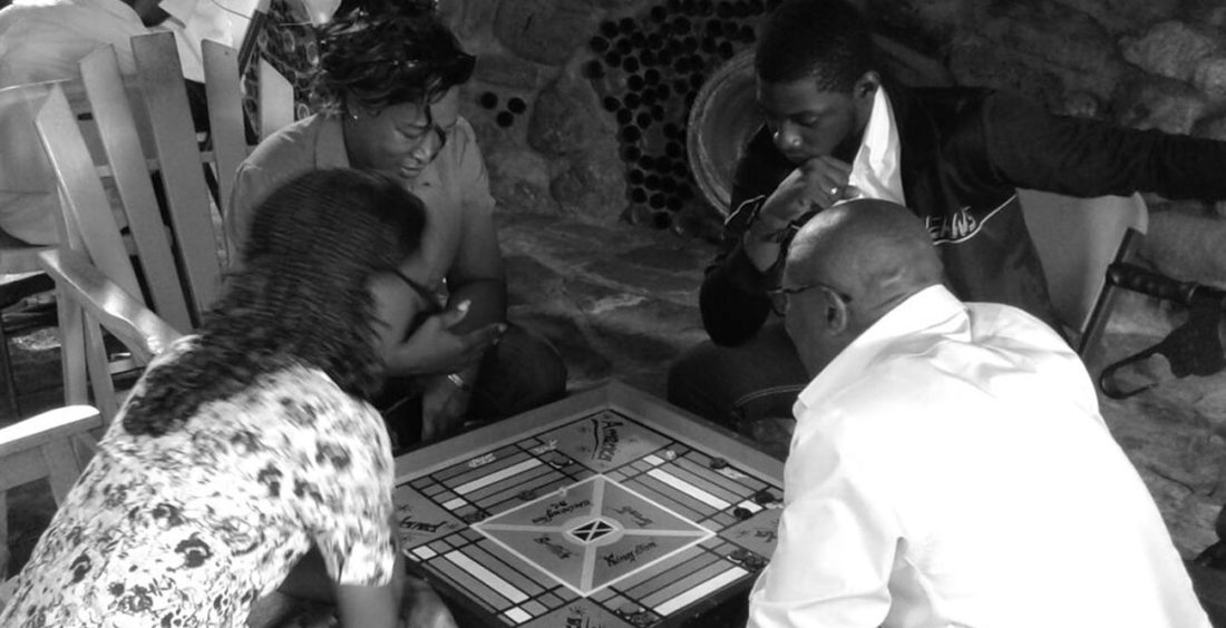 Abilities Foundation Team Playing Ludo