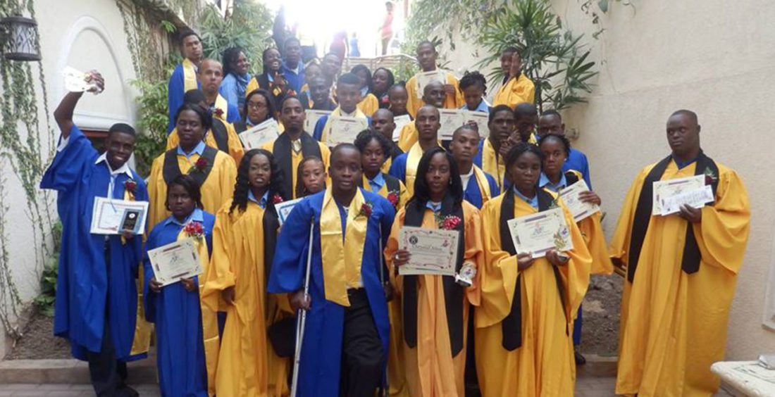 Abilities Foundation Graduates